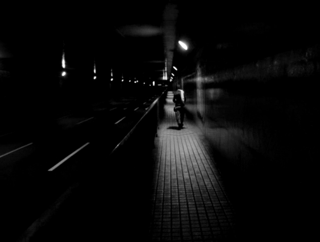 David Franklin Photo Japan Shibuya Underpass 01