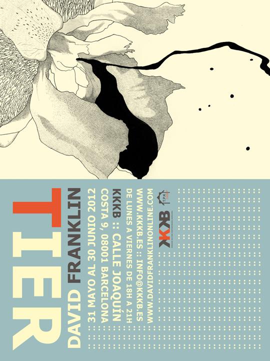 David Franklin TIER poster 02