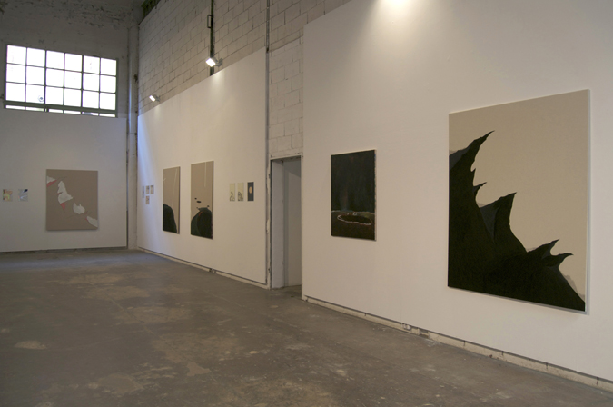 David Franklin Reclamation exhibition View 01