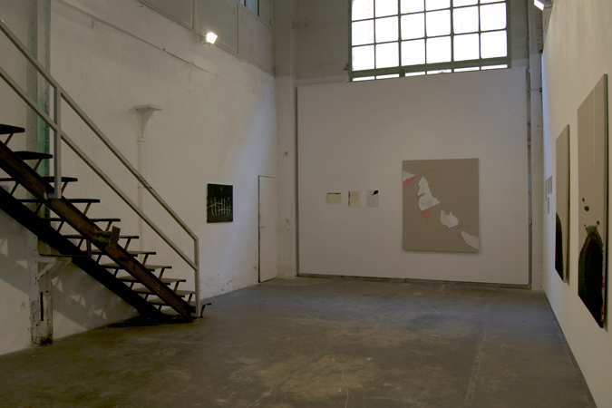 David Franklin Reclamation exhibition View 02