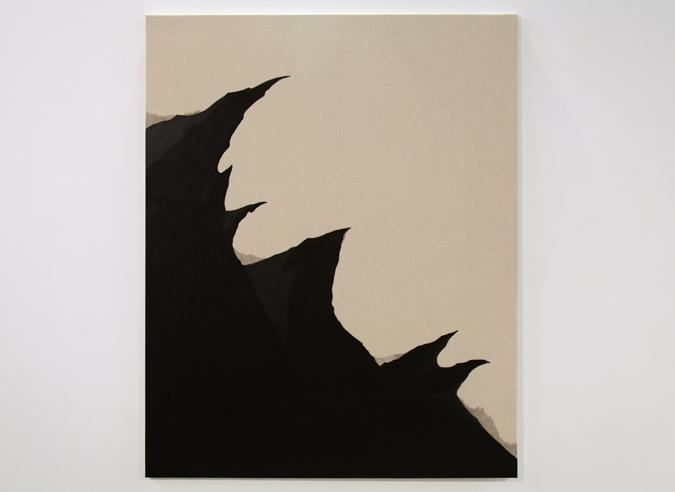 David Franklin artist Artwork Reclamation 04 Pre-conscious Formation