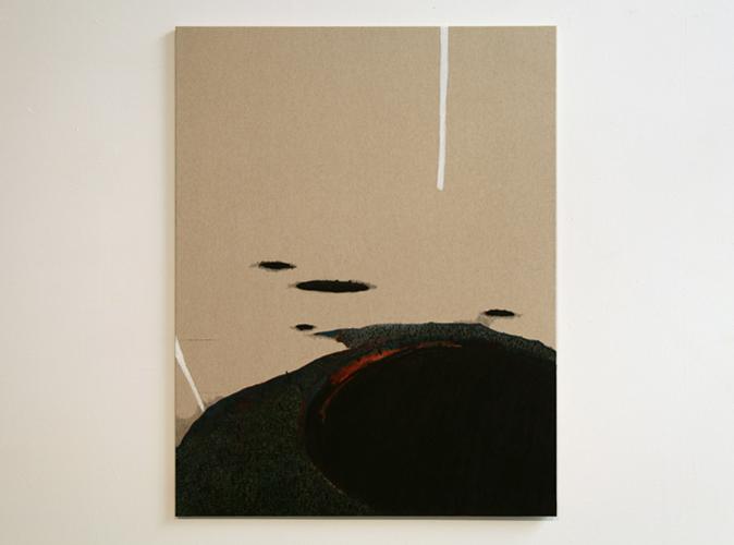 David Franklin artist Artwork Reclamation 06 Painting Landscape 2