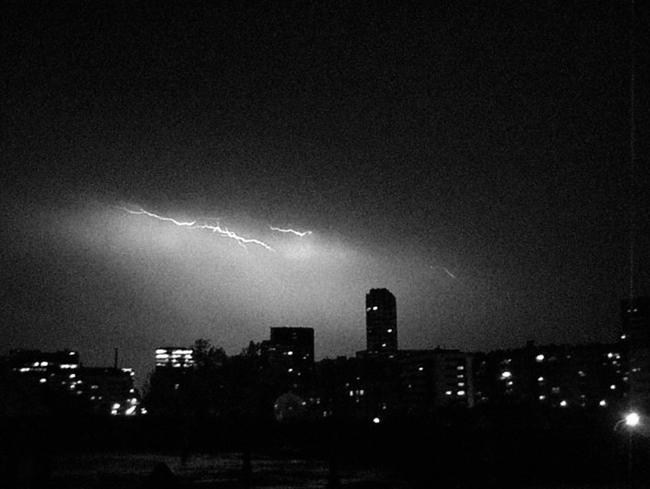 David Franklin Photo BCN Summer Lightning 03