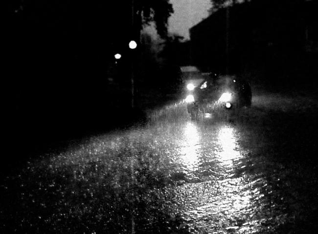 David Franklin Photo BCN Summer Rain 06