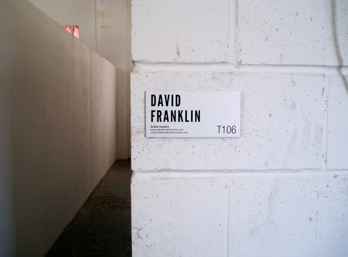 David Franklin Photo Hangar Studio 01