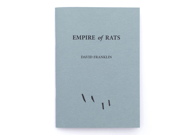David Franklin artist Artwork publication Empire of Rats photo 1