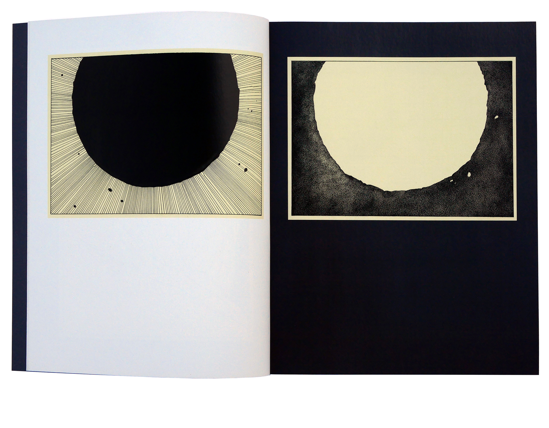 David Franklin artist Artwork publication Untitled Drawings photo